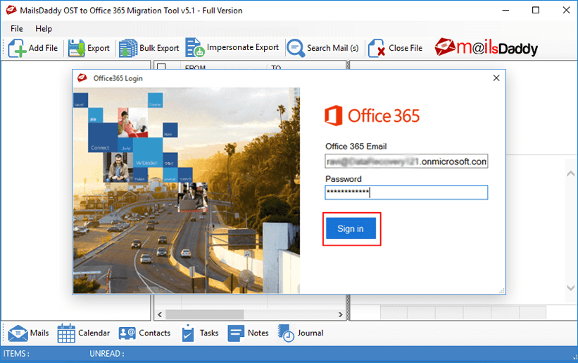 Office Impersonate Export 4